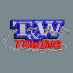 T&W Towing Knit Beanie Design